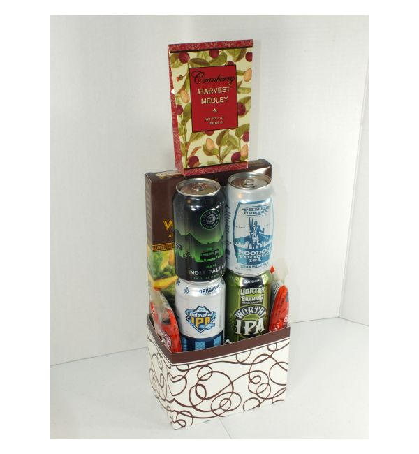 oregon ipa beer basket deschutes gift baskets. Black Bedroom Furniture Sets. Home Design Ideas