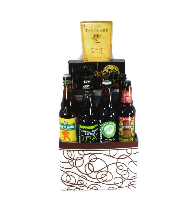 Oregon Gift Baskets, Beer Gift Baskets and Custom Northwest Gifts