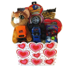 Valentine's Day Kid Basket