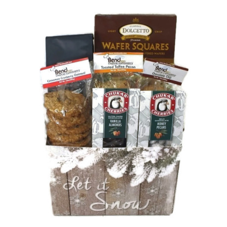 Mt. Bachelor Holiday Cookie Sampler