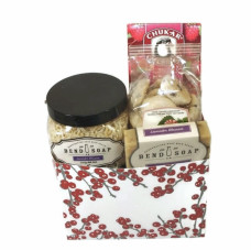 Holiday Oregon Spa Basket
