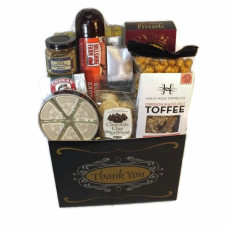 Realtor Thank You Savory Basket
