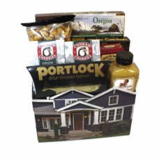 Realtor Elk Lake Salmon Basket