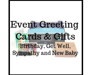 Event Greeting Cards