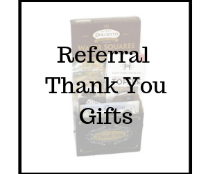 Referral Thank You Gifts